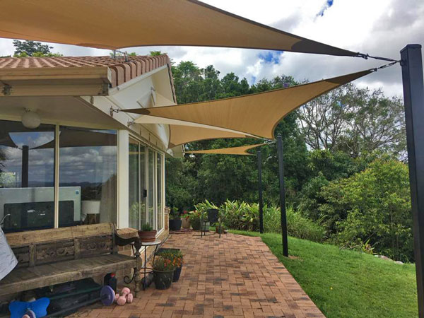 Shade Sail Solutions - Commercial Shade Sails