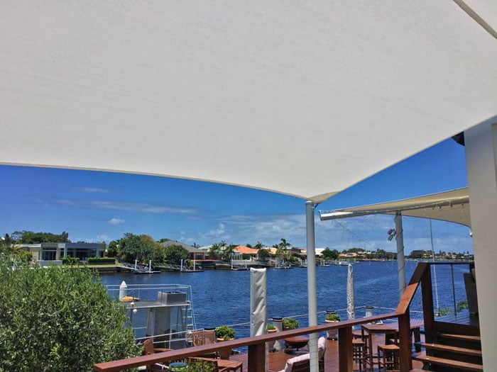 Commercial Shade Sail Warranty