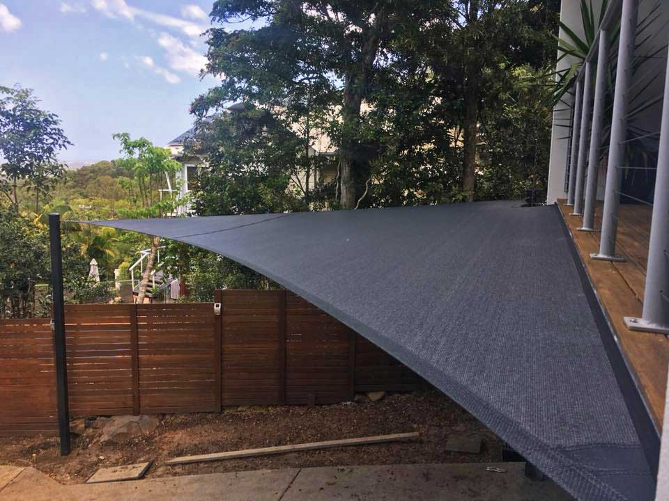 Shade Sail UV Protection