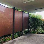 Privacy Screen - Sunshine Coast Shade Sails