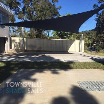 Carport Shade Sail - Townsville Shade Sails