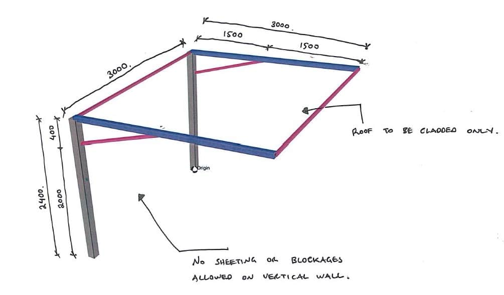 Cantilever Shade Structure Engineering