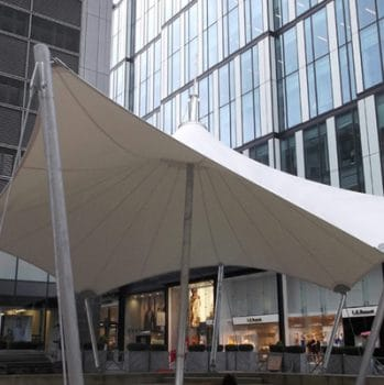 Commercial Canopy Structure