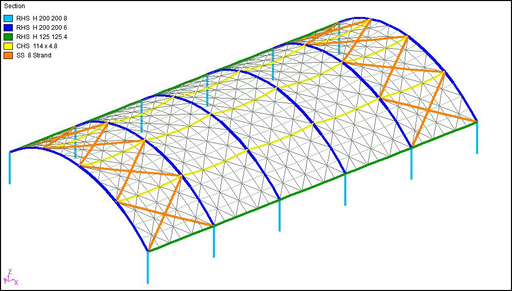 Barrel strucutre engineering